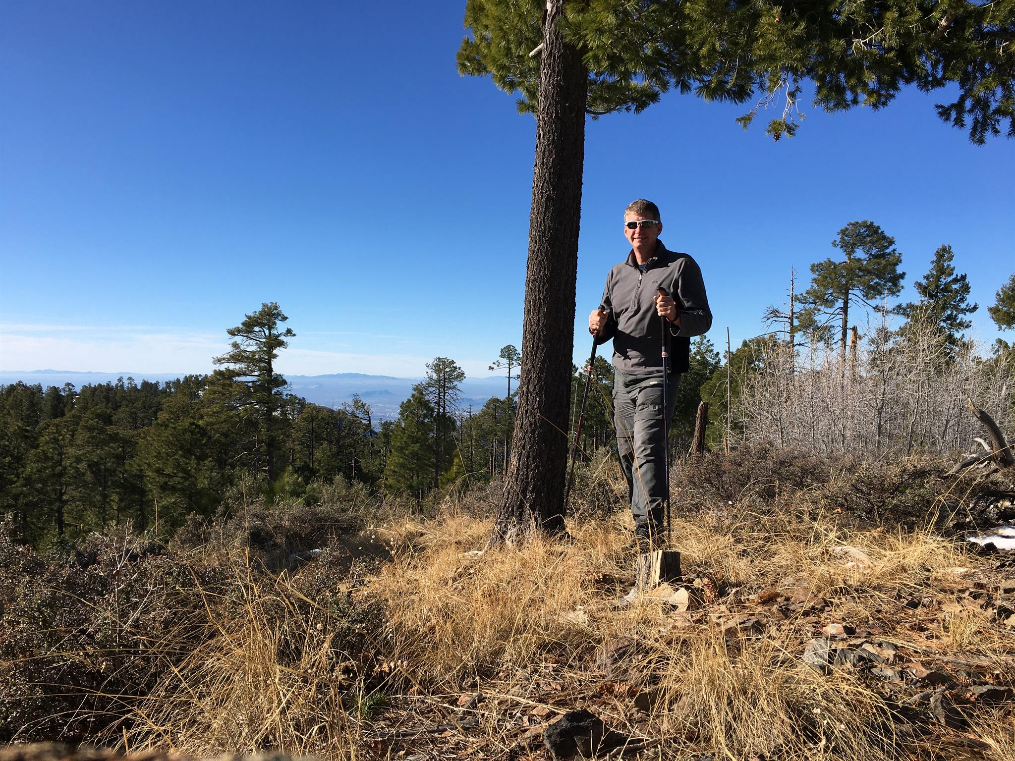 Picture of: Santa Catalina Mountains Peakbagger Com