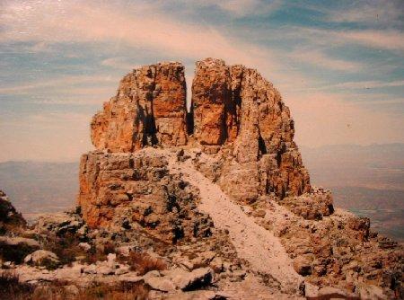 Towerkop peak