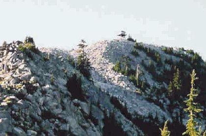 granite mountain peakbagger com