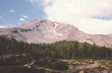 Mount Shasta Peakbagger Com