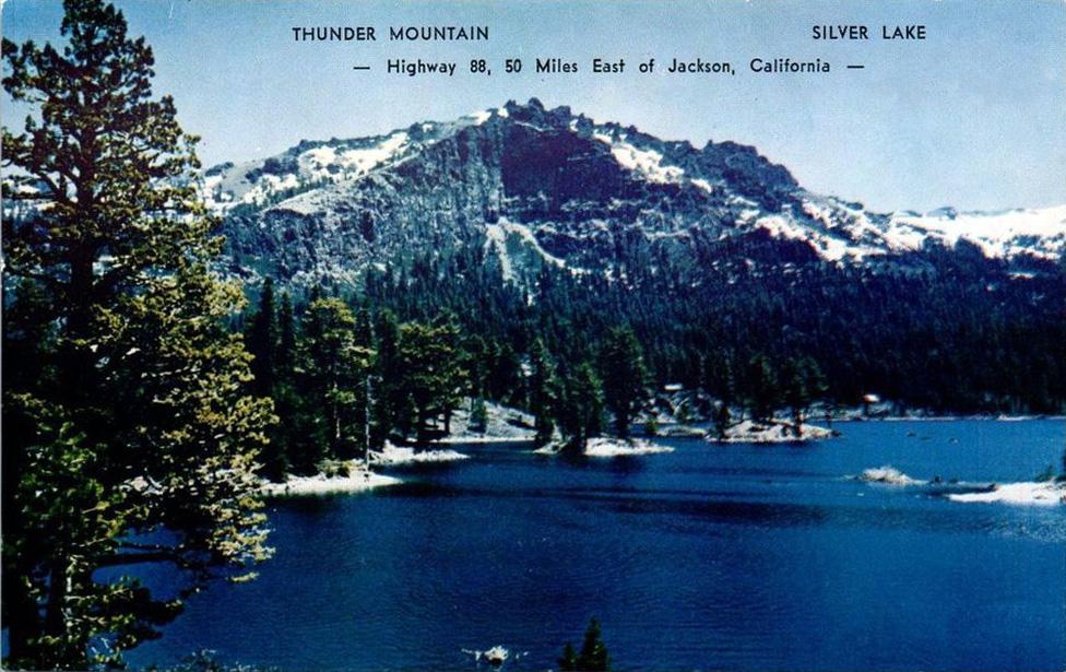 Thunder Mountain - Peakbagger com