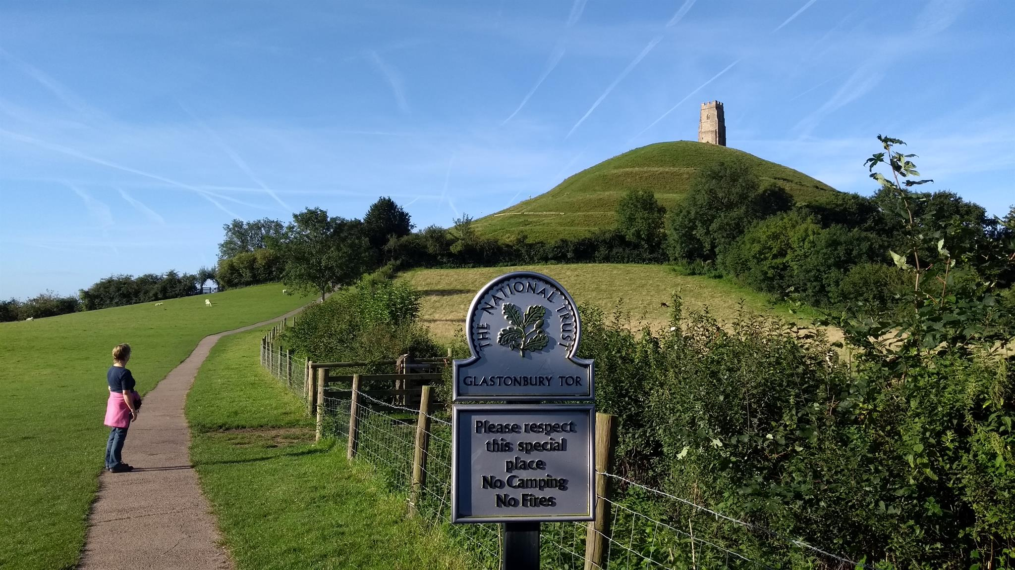 Glastonbury Tor - Peakbagger.com