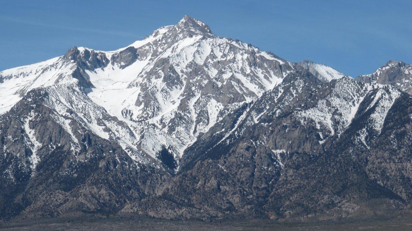 Sierra Nevada Peakbagger Com